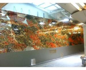 108匹の鯉(寺町広場)