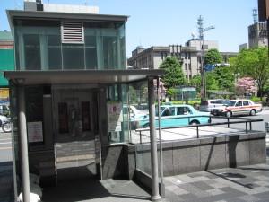 エレベーターNo3
