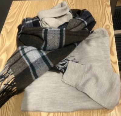 天竺タートルネック洗えるセーター